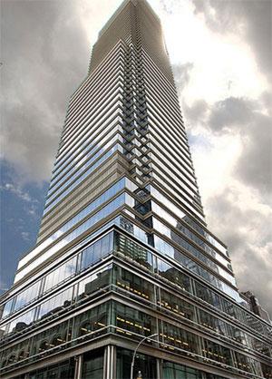 10 - One Beacon CourtDeveloper: Vornado Average ppsf: $3,561Number of sales: 8