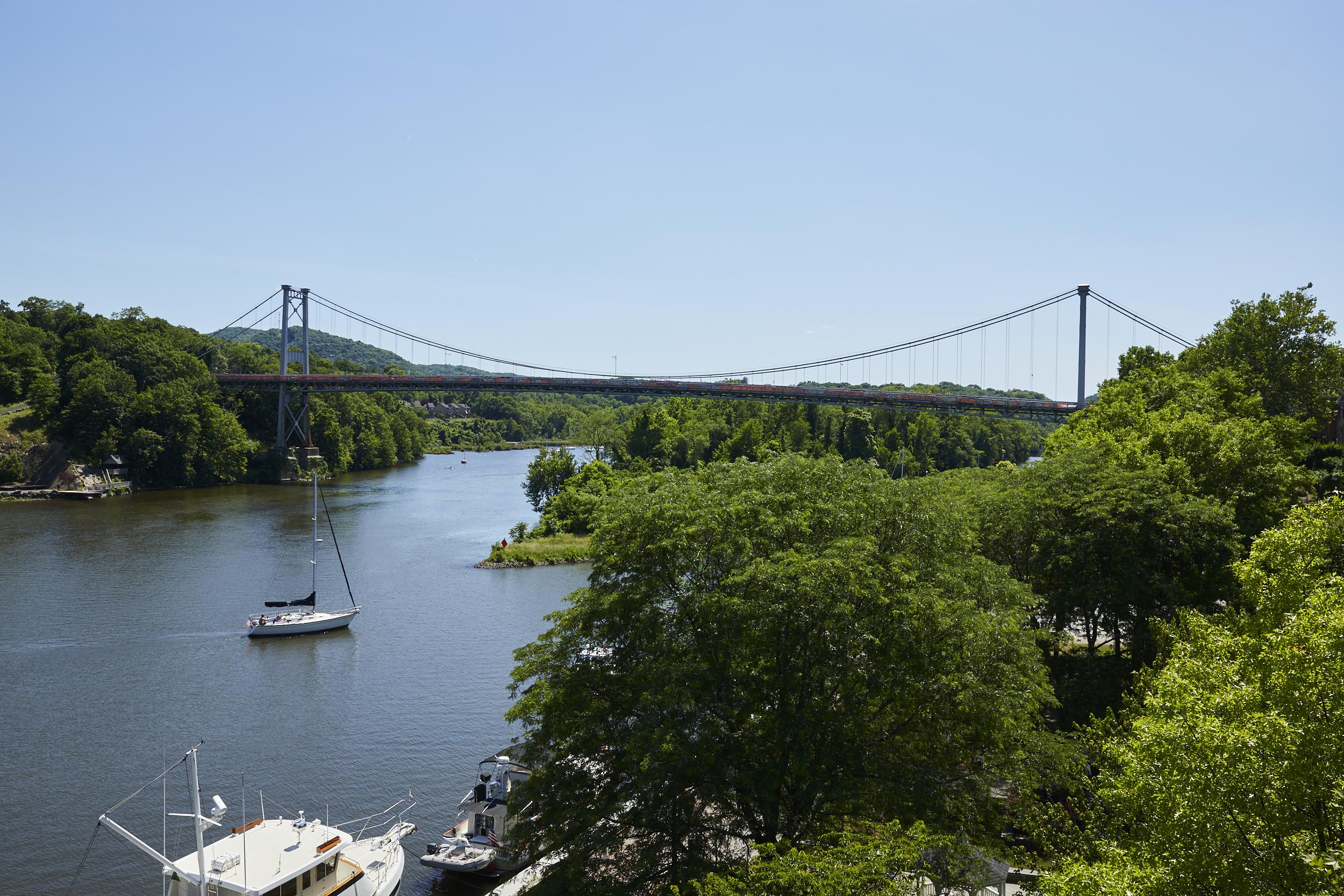 Rondout Creek Bridge, Kingston, New York.Johnny Fogg