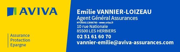 Aviva,  Emilie Vannier