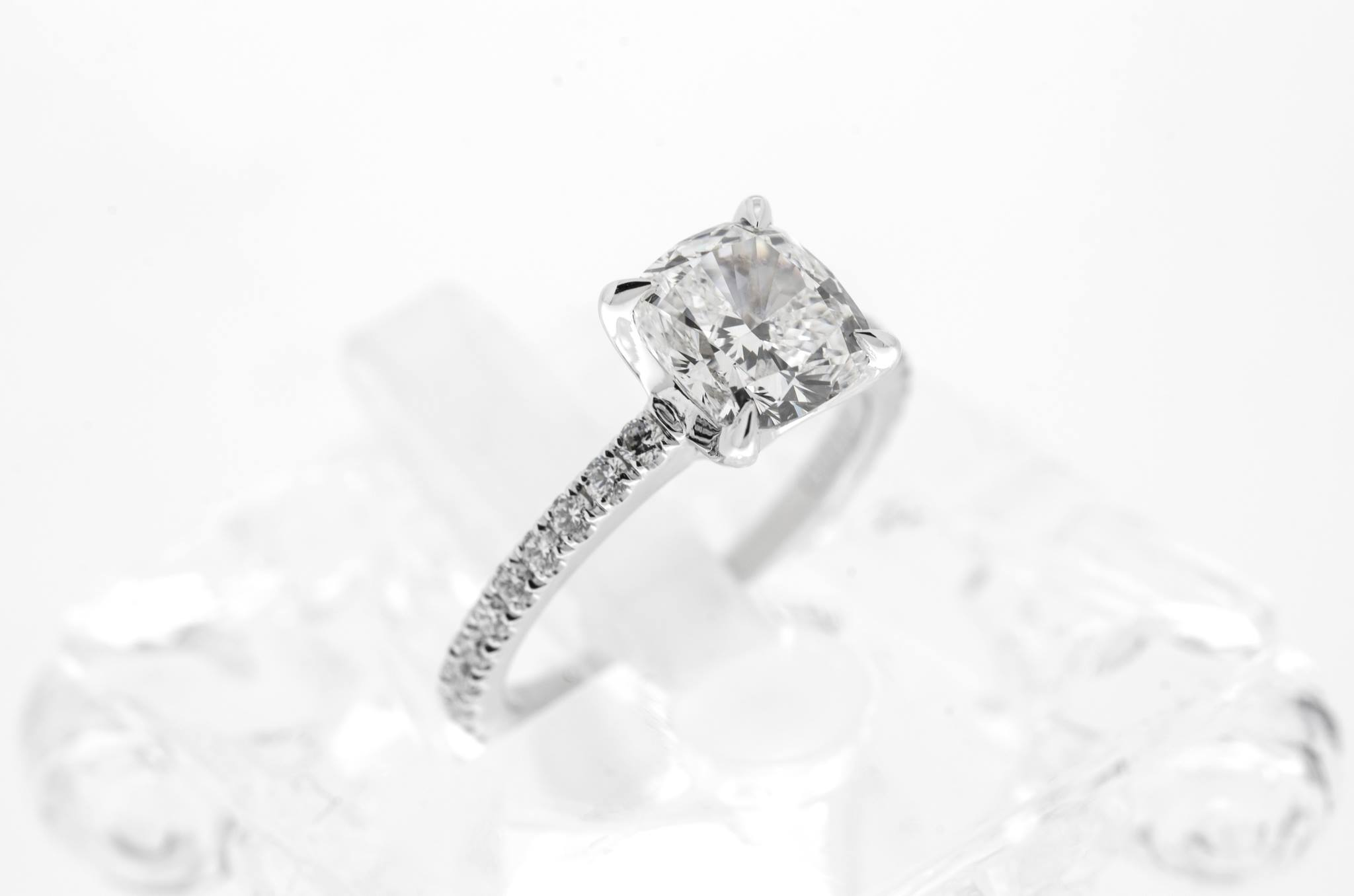 THESEOS specializes in custom-crafted engagement rings, prizing ourselves on premium quality at the fairest prices you'll find in the Diamond District.* - *All consultations & showings conducted on a private, 1-on-1 basis only.