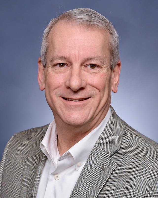 Lloyd Martin (Alum '83)  V.P., Manufacturing CKS Packaging, Inc.