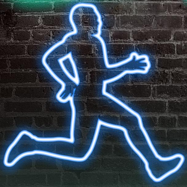 Glow Run Racer - $25   (Includes a T-shirt)