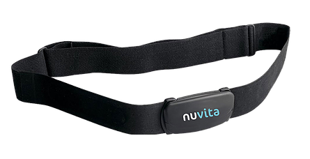 Nuvita Bluetooth Cardio Monitor   Most accurate  Quick and easy setup  Heart rate data saved instantly  Connects to your smartphone via Bluetooth