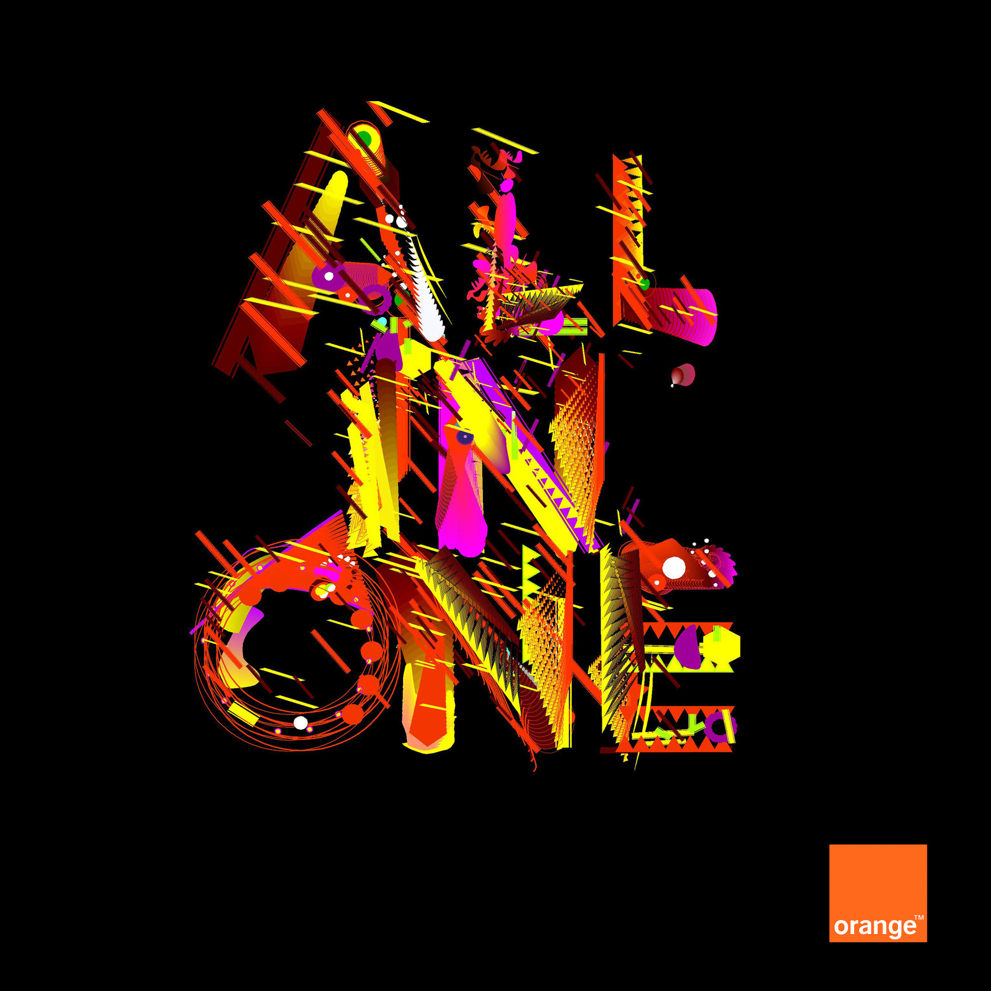 Orange - All In One