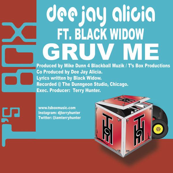 Gruv me (Mike Dunn 5.0 MixX) featuring The Black Widow | T's Box | 2015