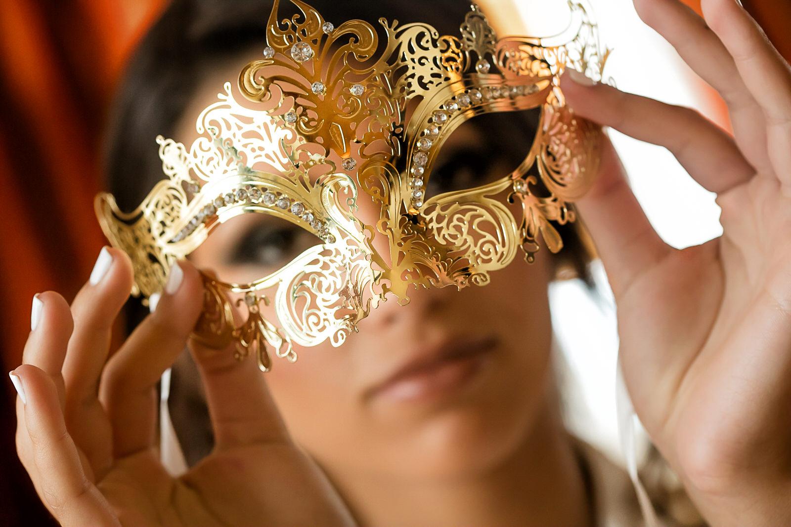 It's a Masquerade!