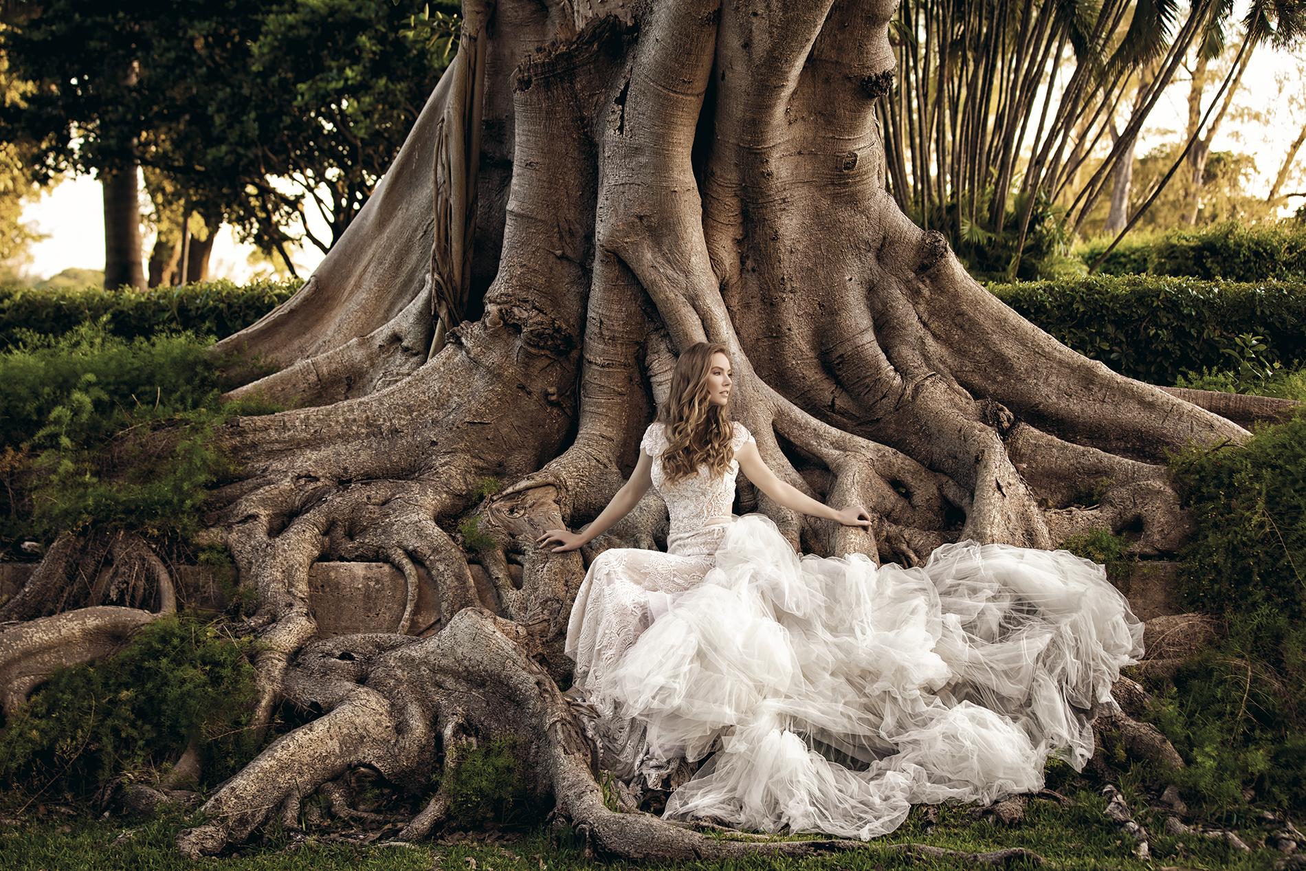 Bankston Wedding Album - An in depth look at the Bankston Wedding Album Design