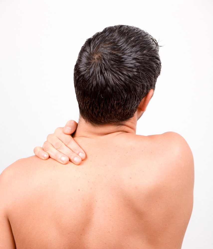 Neck and upper back problems — Stegeman Chiropractie
