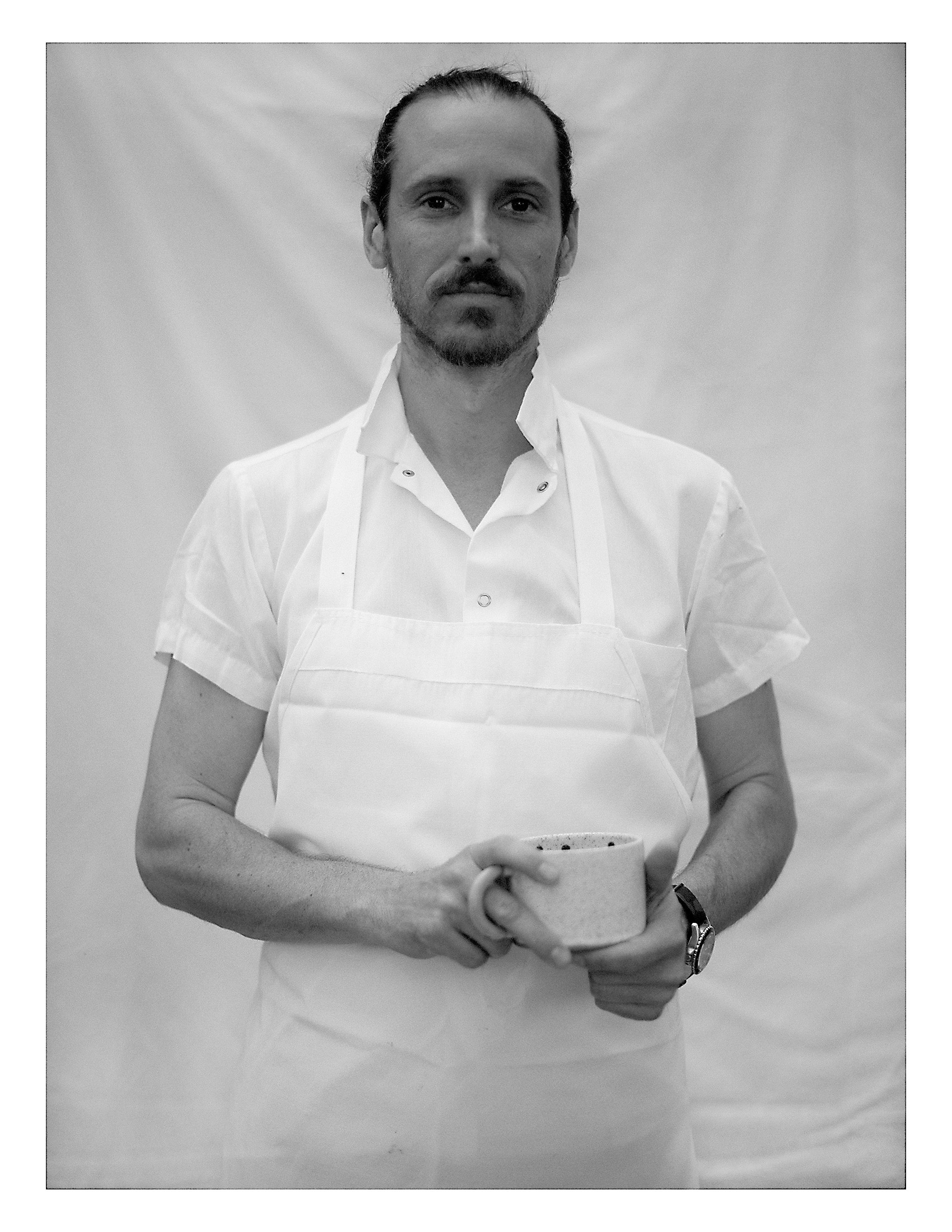 Gabe McMackin, Chef, The Finch