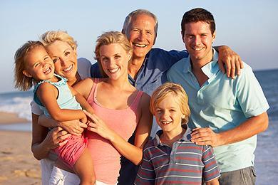 Multi - Generation Vacationing