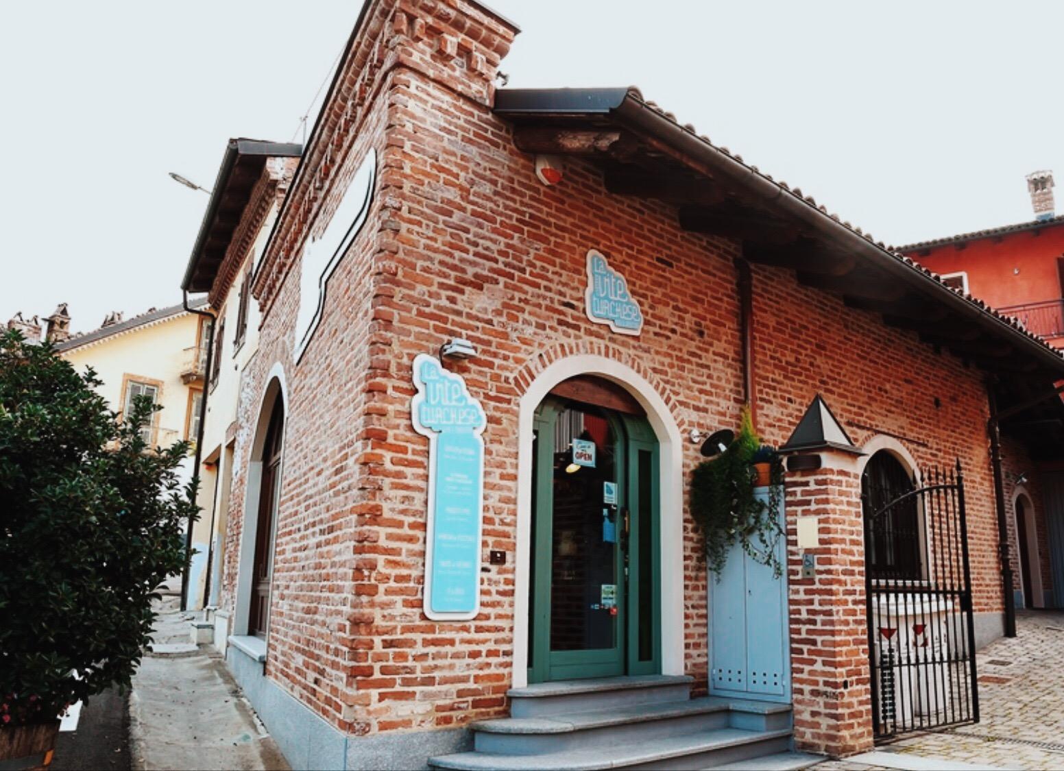 La Vite Turchése, Barolo, Italy