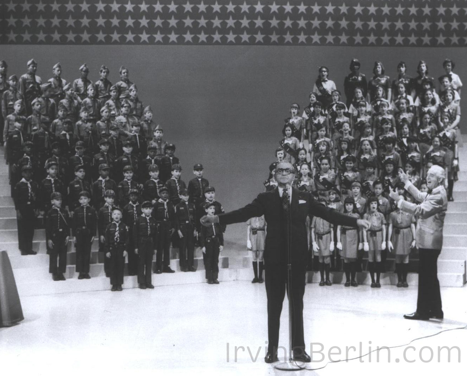 Ed Sullivan's 80th birthday salute to Irving Berlin