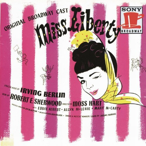 Miss Liberty - Original Broadway Cast Recording