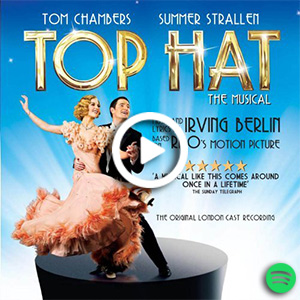 "Listen to ""Top Hat The Musical  - Original London Cast Recording"" on Spotify."