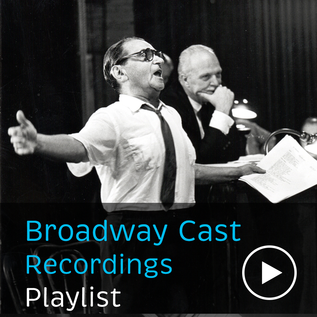 Memorable moments from Irving Berlin's Broadway scores including numbers from  Annie Get Your Gun ,  Mr. President ,  Miss Liberty  and more.