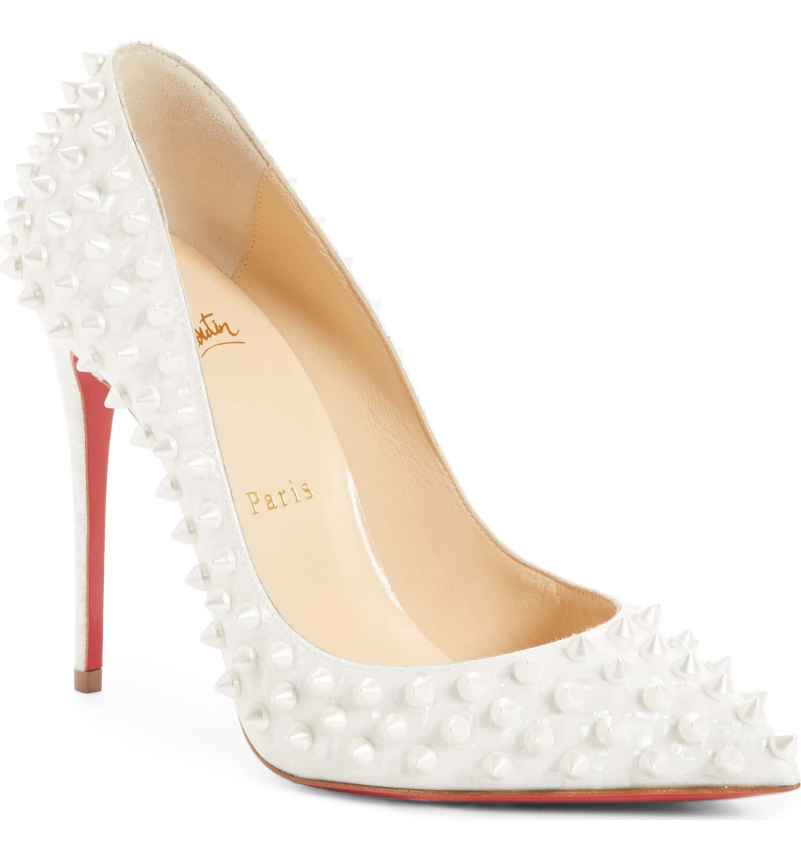 white spikey loubs.jpg