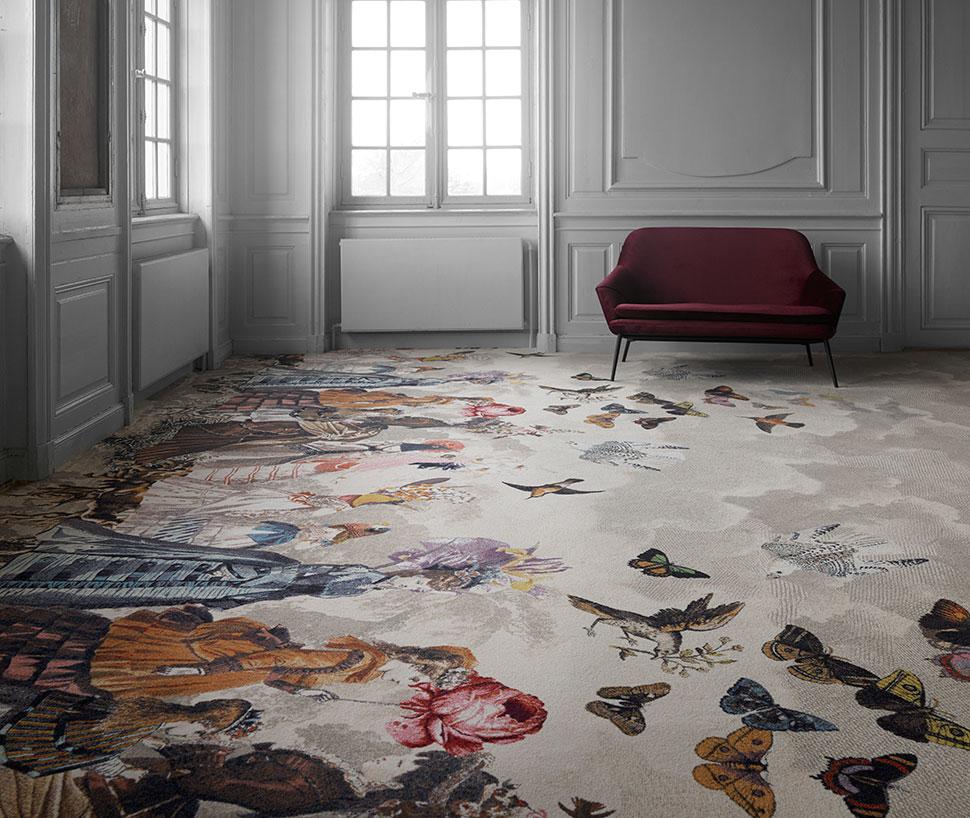 Ege Atelier by Monsieur Christian Lacroix