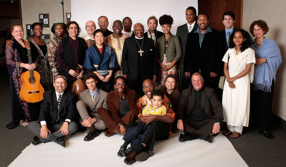 Voices of Reconciliation  concert with Desmond Tutu