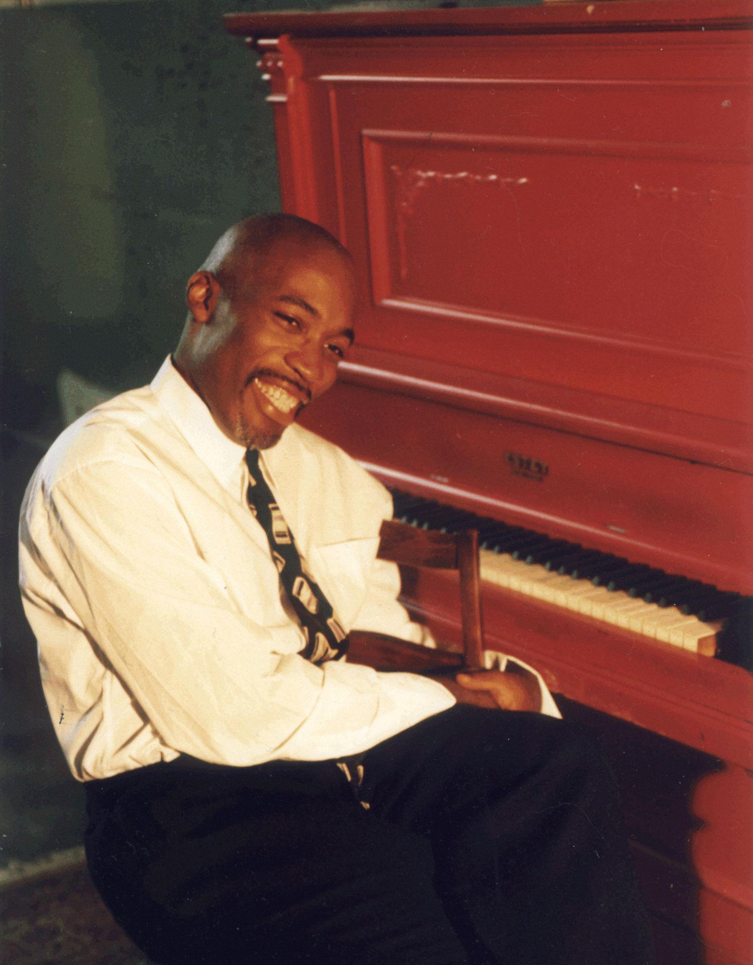 Darrell Grant in 1999