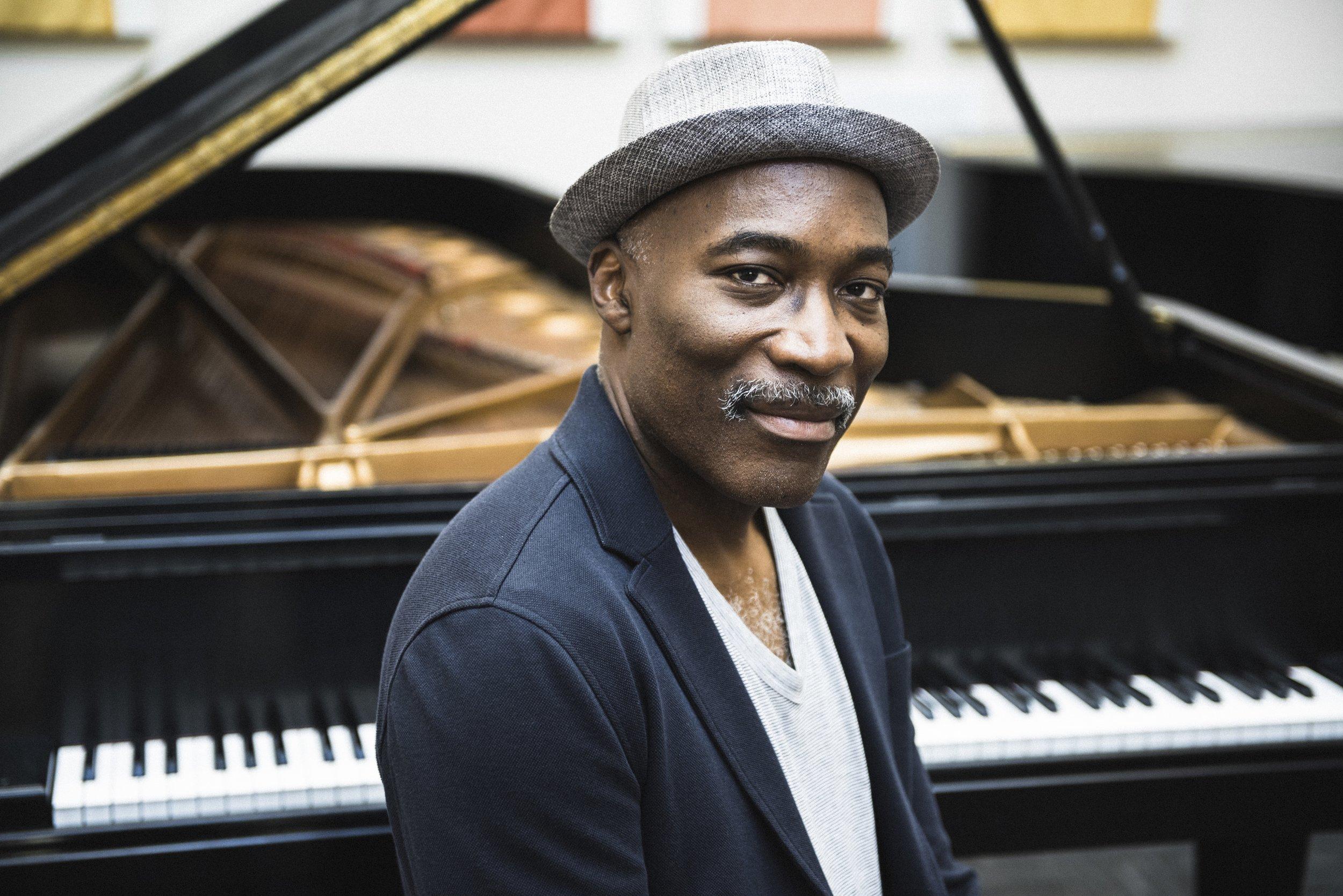 Darrell Grant | Composer/Pianist
