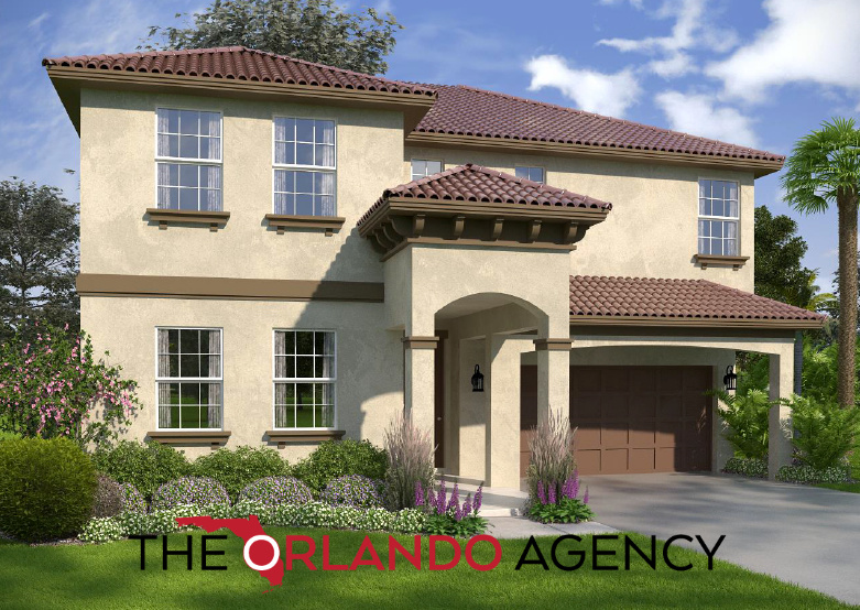 RIMINI A - 5 BED / 4.5 BATH / 2379 SQ.FT. FROM $354,990