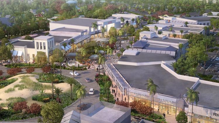 Osceola's W192 Development Authority will coordinate with the developer of Margaritaville to extend the resort's Key West theme onto the W192 corridor.