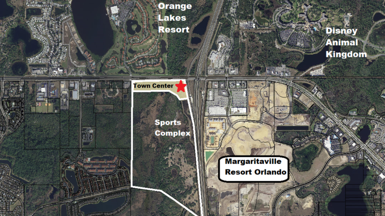 Osceola County and LifeSports USA are teaming up to develop a sports complex with at least 16 athletic fields. The county will pay $20 million from Tourist Development Tax funds for the sports fields. (Osceola County Property Appraiser)