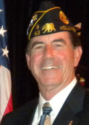 Tim Shaner, Commander, Post 43