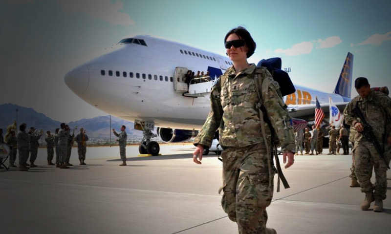 Soldier On: Life After Deployment   will be broadcast  Tuesday, March 14 at 10 p.m. on KCET  28 in Los Angeles.