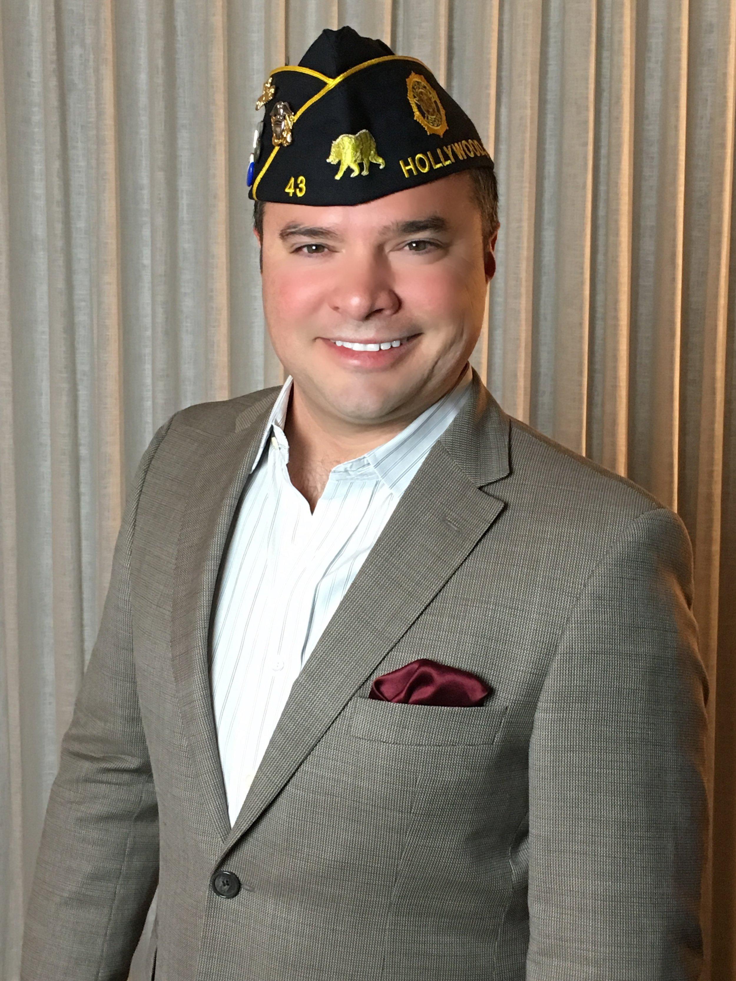 Fernando Rivero Commander Hollywood Post 43