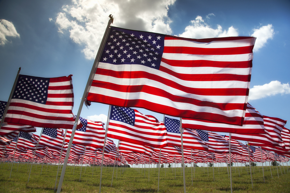 JUNE 14 IS FLAG DAY!