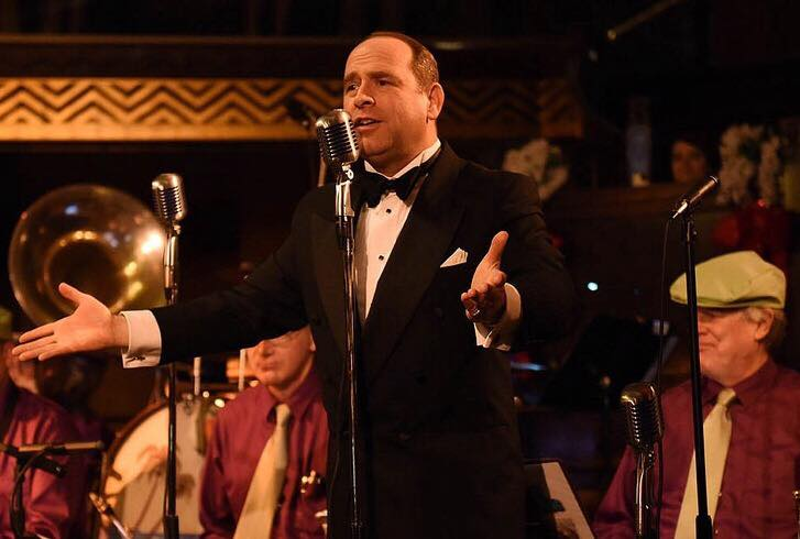Don't miss another rollicking good night of vintage 1920s Live Jazz with the inimitable  Richard Halpern's Hollywood Speakeasy!  Bar opens at 7pm. Show at 8:30.