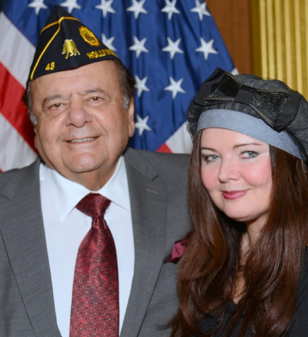"Welcome to the Post 43 family, legendary actor and Vietnam-era Army veteran, Paul Sorvino and his wife, Dee Dee. Paul is well known for his numerous Film & Television roles including Big Paulie in the Martin Scorcese classic,  Goodfellas . Dee Dee is an Indiana native (home of Legion headquarters) and longtime Auxiliary member. Post 43 continues to be ""Post of the Stars!"""