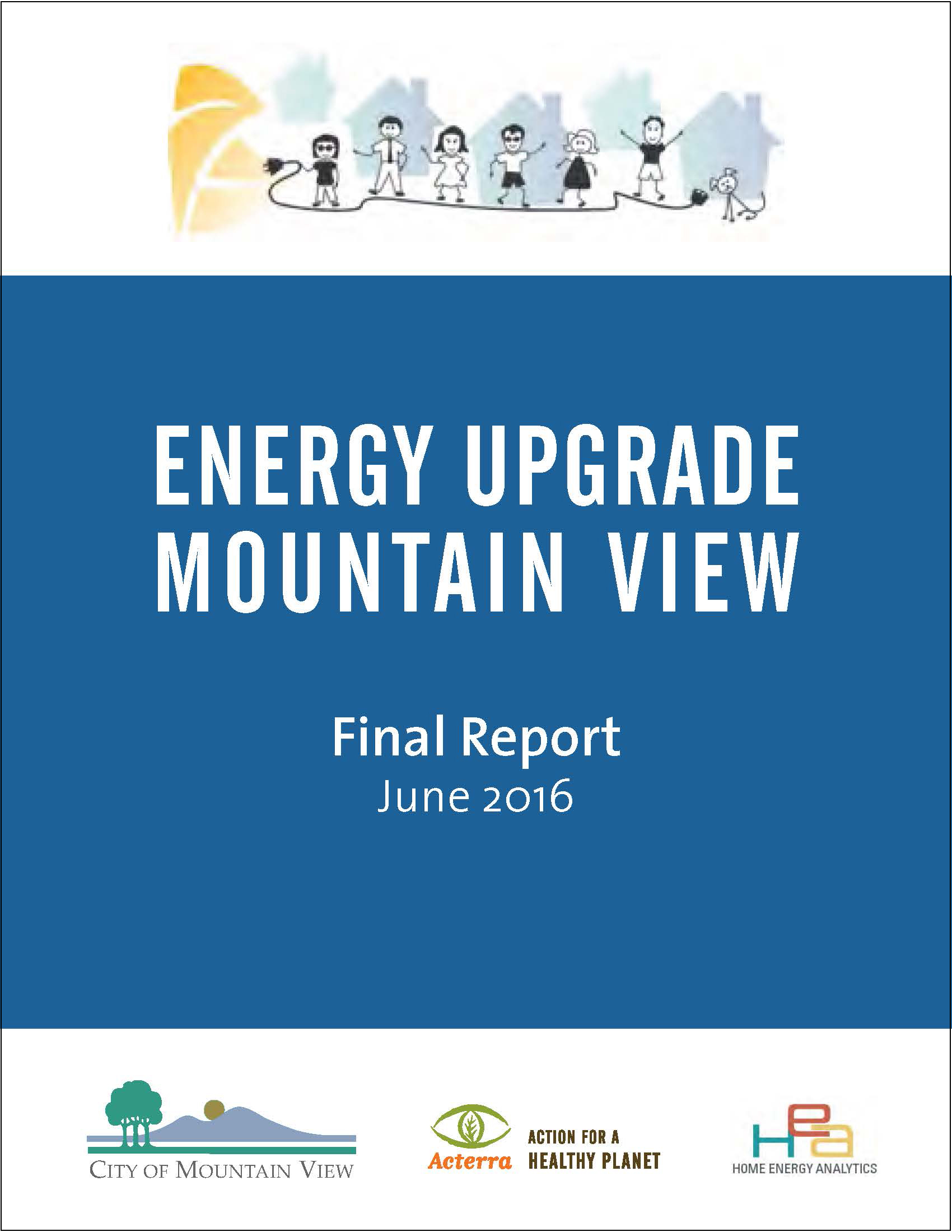 Energy Upgrade Mountain View Report