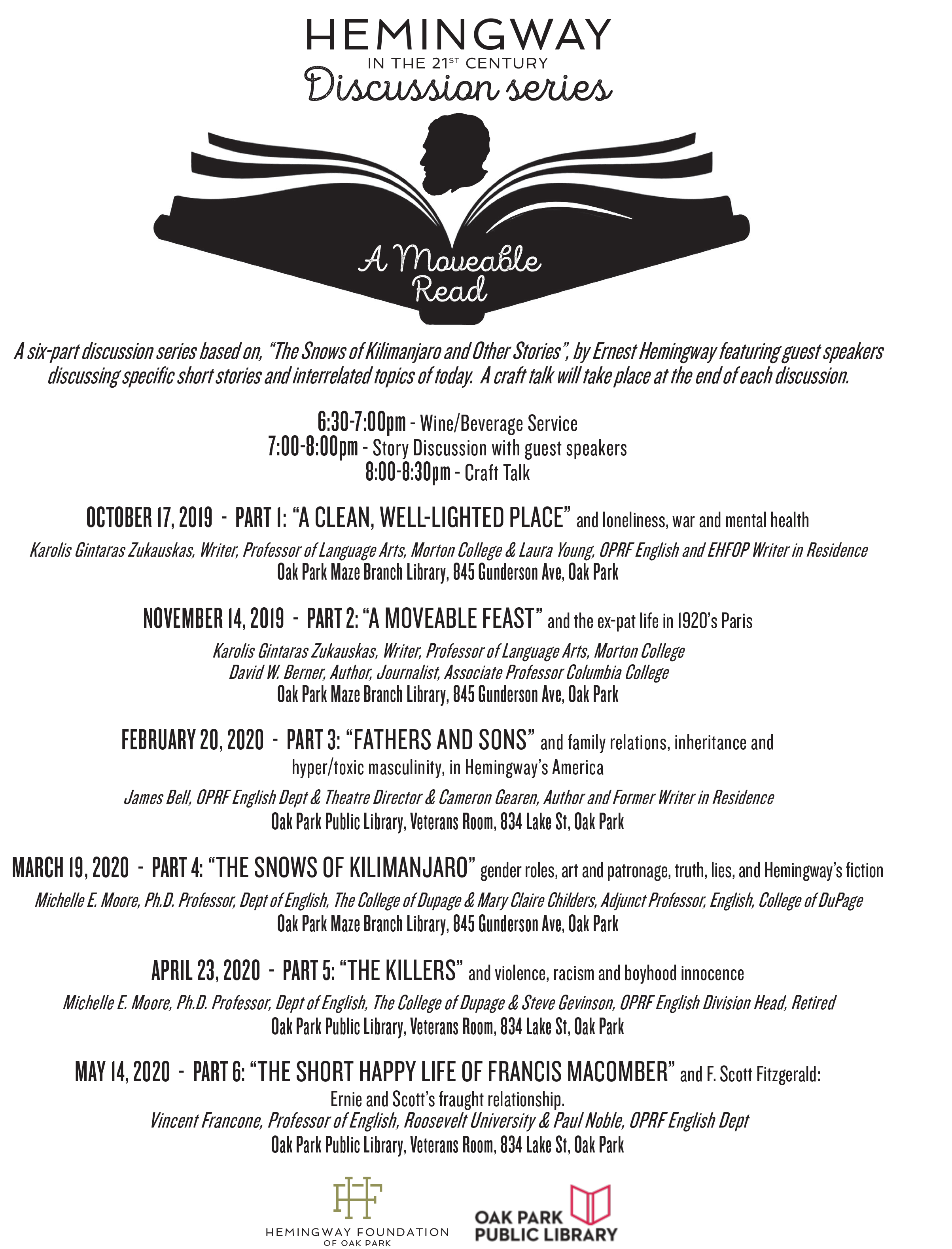 Moveable Read Hemingway Discussion Series Flyer 2019-20.png