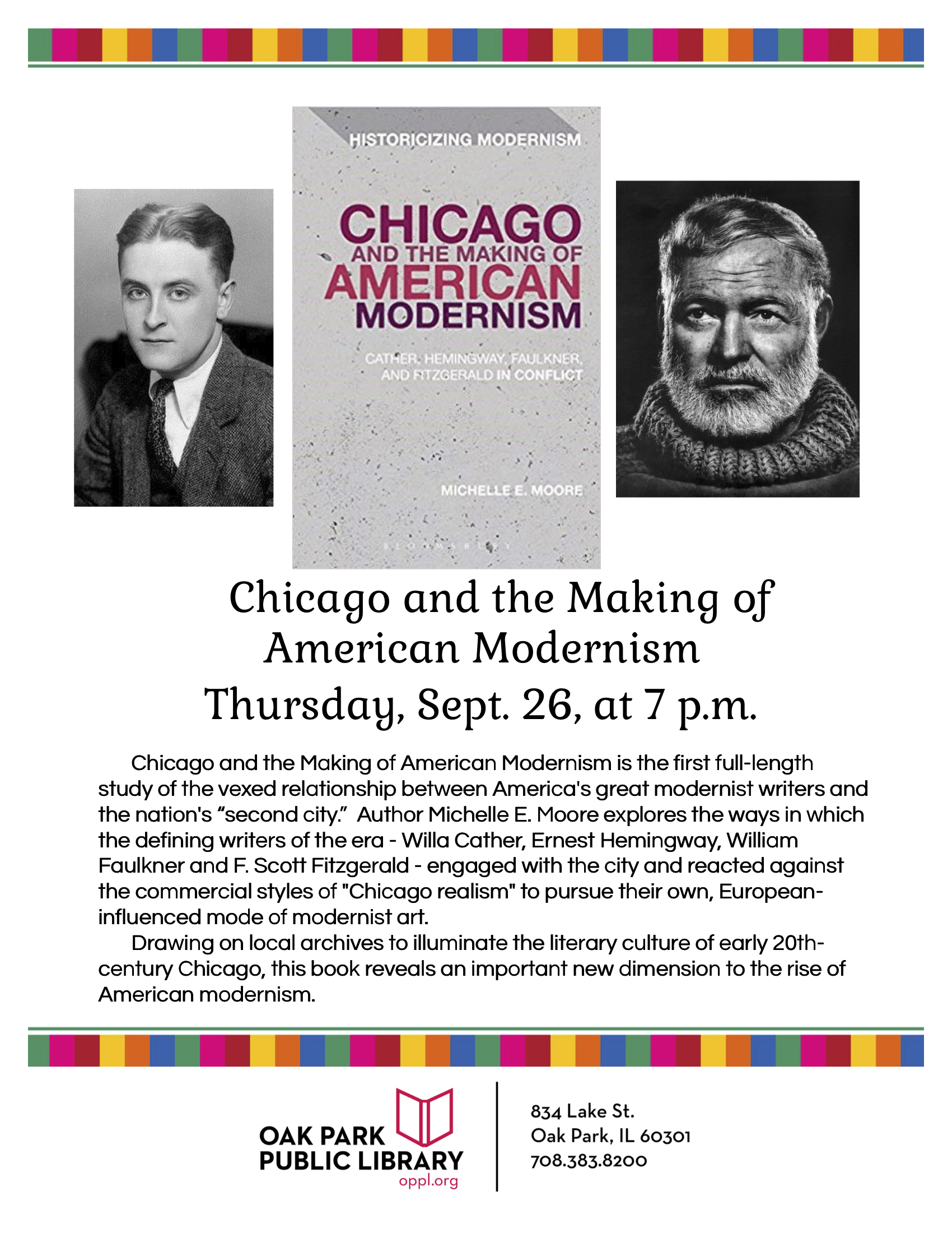 Chicago and Making of American Modernism Michelle Moore Sept 26.png