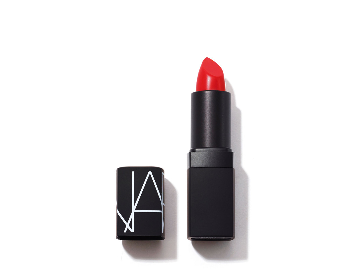 "Nars Semi Matte Lipstick in ""Jungle Red"""