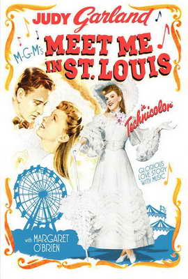 Meet Me in St. Louis - Watch this if only to hear Judy Garland's iconic voice sing