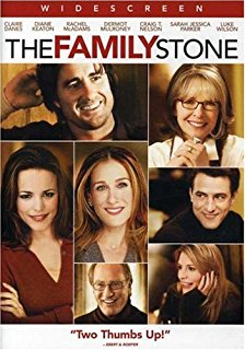 The Family Stone - This one gets you at your core. You can't help but feel all the emotions of these characters--cringeworthy at times--but isn't that just the reality of our own perspectives!