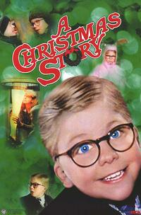A Christmas Story - Oh Ralphie! It wouldn't be Christmas Day without this film playing in the background on repeat!