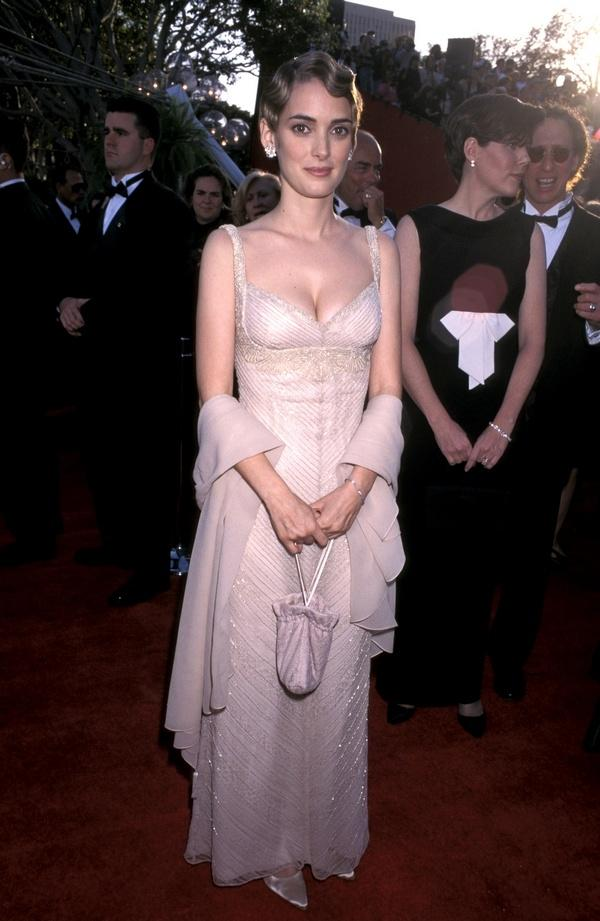 Winona Ryder - 1996 in Badgley Mischka