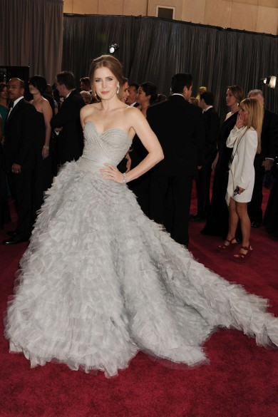Amy Adams - 2013 in Oscar de la Renta