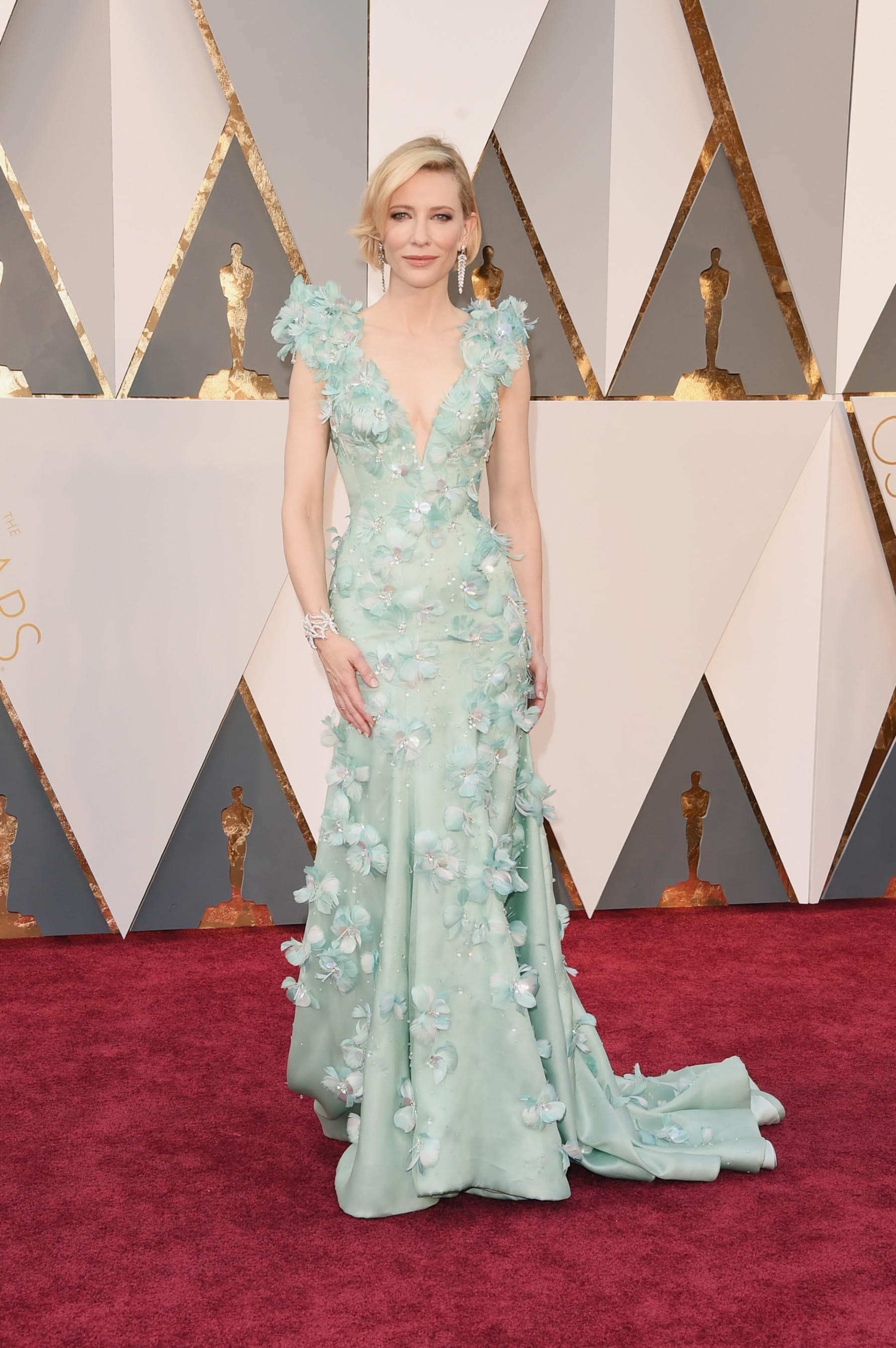 Cate Blanchett - 2016 in Armani