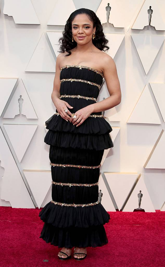 Tessa Thompson - in Chanel Couture