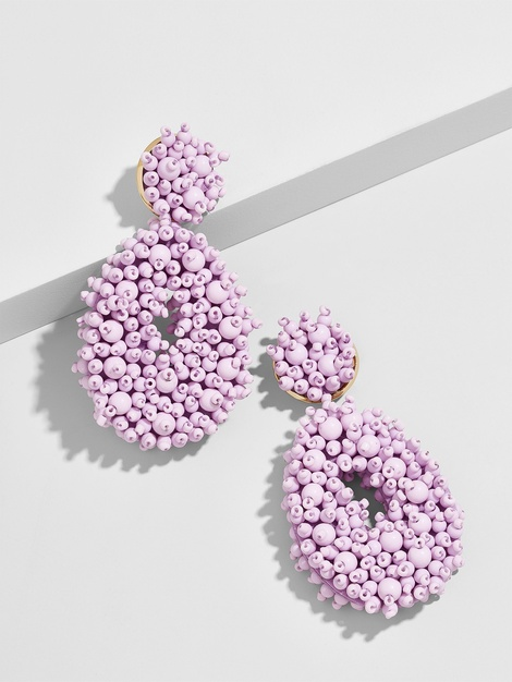 Baubles - The Melayna Drop Earring adds a chic touch to any look and highlights your face beautifully!