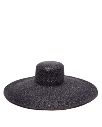 Lola Hats - Pergola Wide-brim Straw Hat