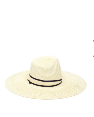 Lola Hats - In the Loop Straw Hat