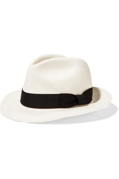 Sensi Studio - Classic Toquilla Straw Panama Hat