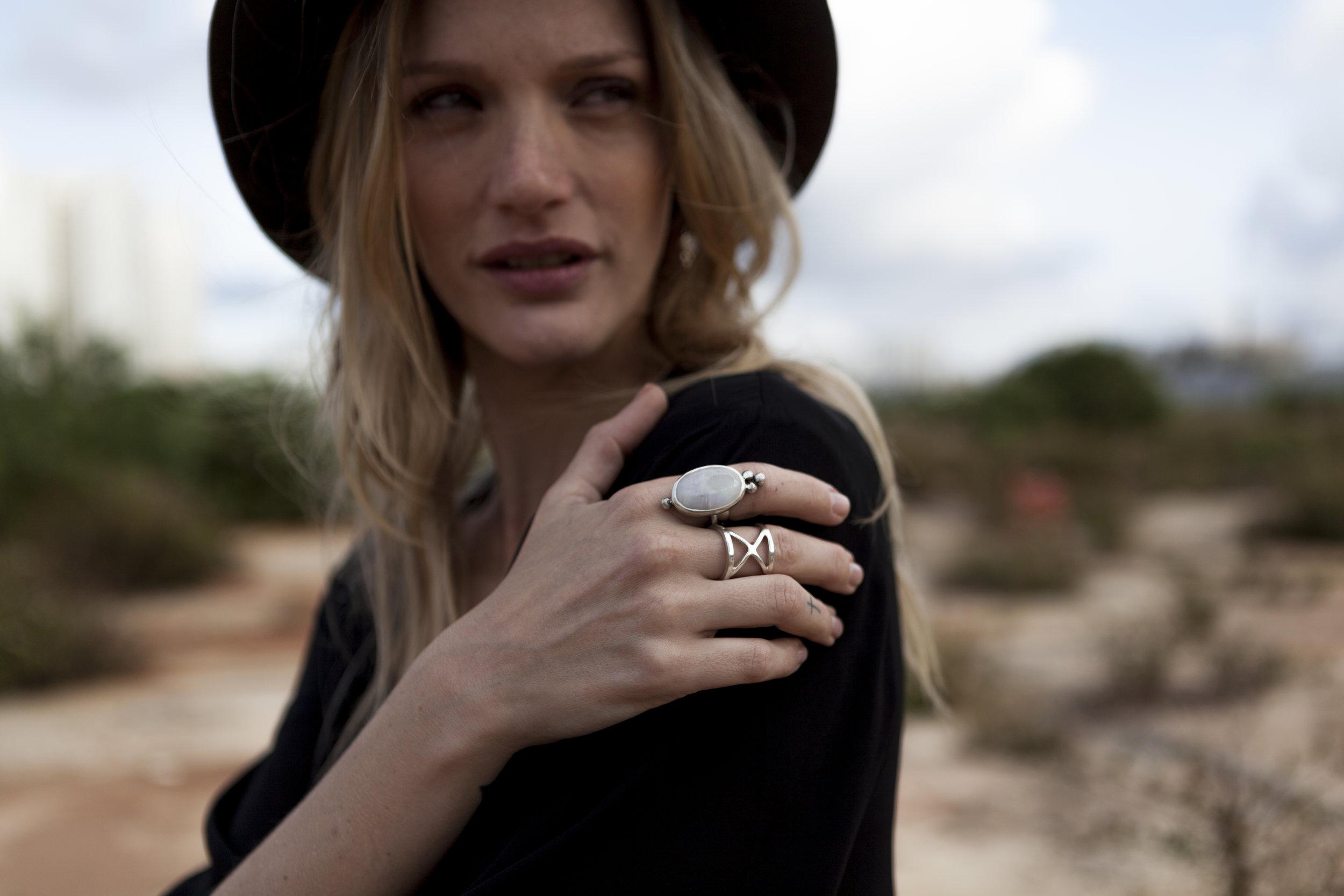 Lama jewelry