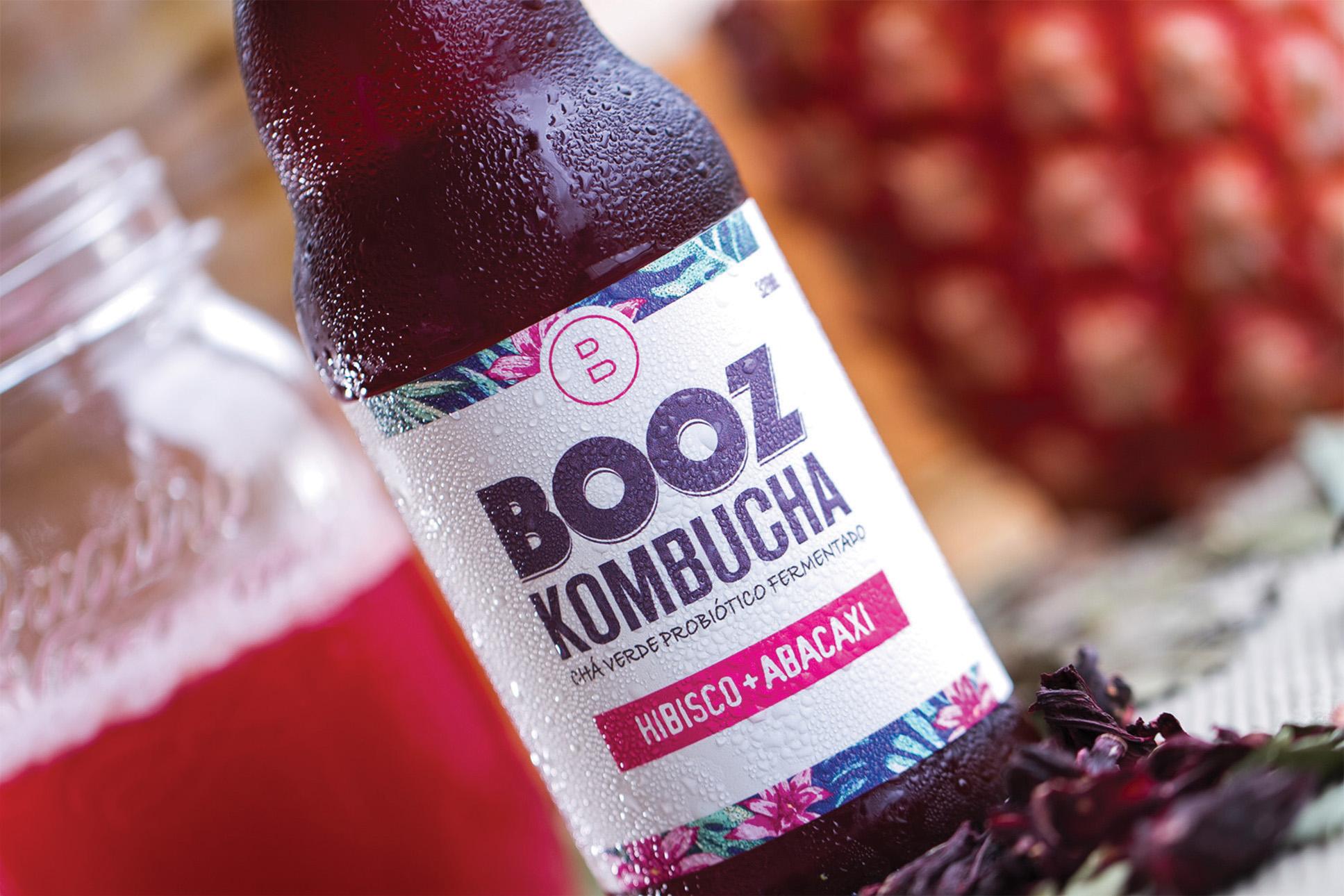 Booz Kombucha